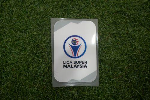 Official 2021 Liga Super Jersey Patch